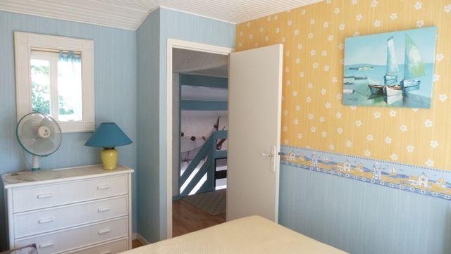 chambre 2 Location Maison 61302 Arcachon