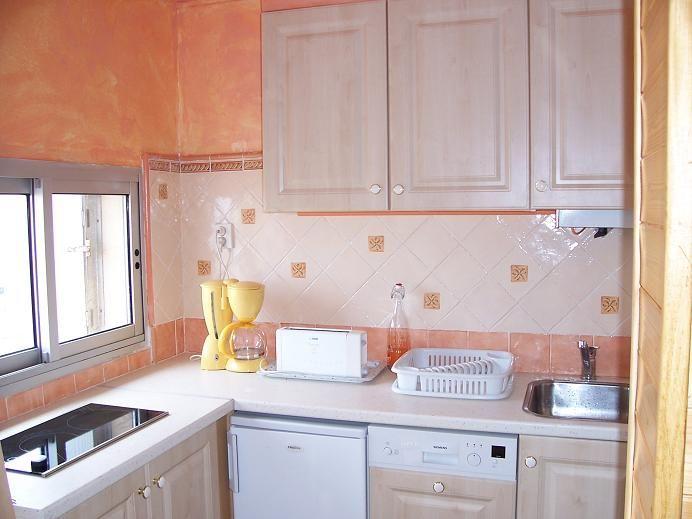 Coin cuisine Location Studio 6162 Cap d'Agde