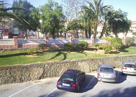 Vue depuis la location Location Appartement 62297 Málaga