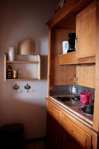 Coin cuisine Location Studio 62468 Les Houches