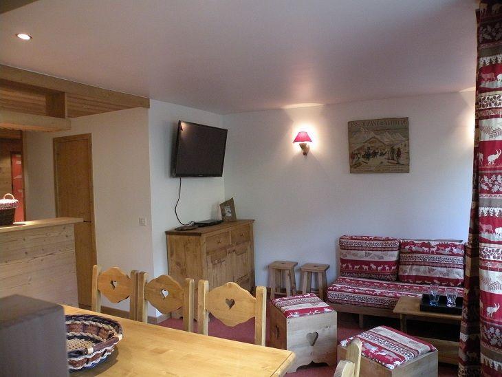Salon Location Appartement 63126 Valmorel