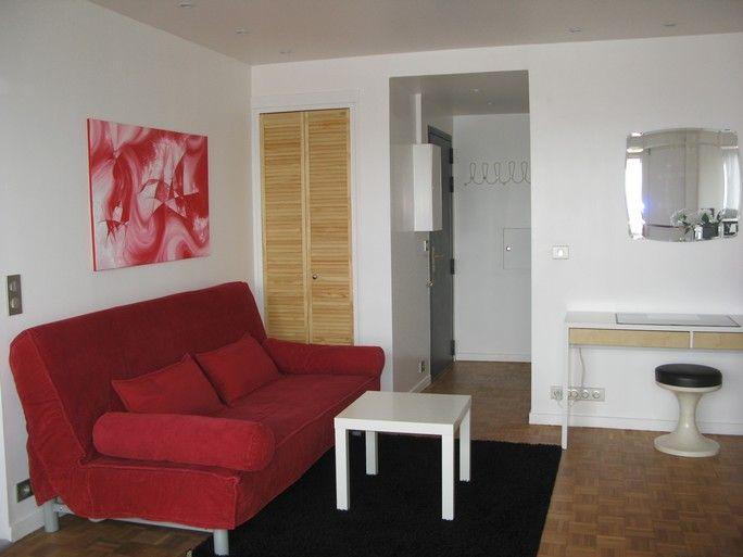 Séjour Location Studio 63317 PARIS