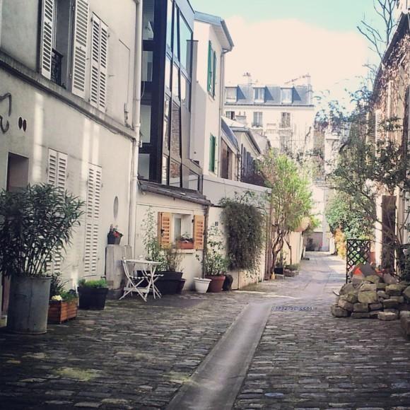 Vue à proximité Location Studio 63317 PARIS