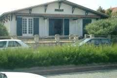 Vue ext�rieure de la location Location Villa 6727 Soulac