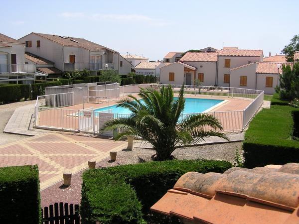 Vue depuis la location Location Appartement 6760 Royan