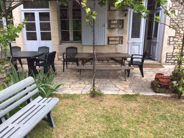 Terrasse Location Maison 6861 Royan