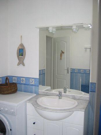 Salle d'eau Location Maison 6883 Le Château d'Oléron