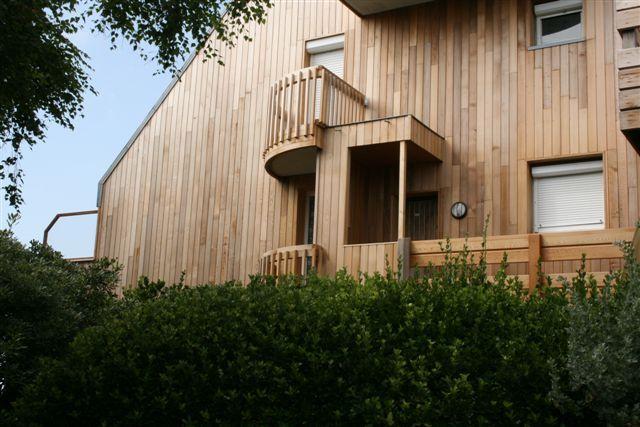 Vue extérieure de la location Location Appartement 7060 La Rochelle