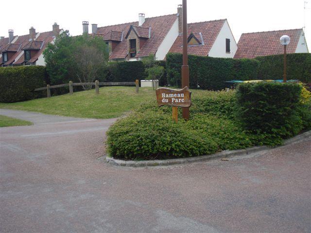Vue extérieure de la location Location Maison 7747 Le Touquet