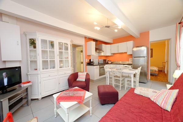 Séjour Location Appartement 7766 Le Touquet