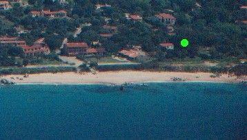 Vue à proximité Location Villa 7874 Porto Pollo