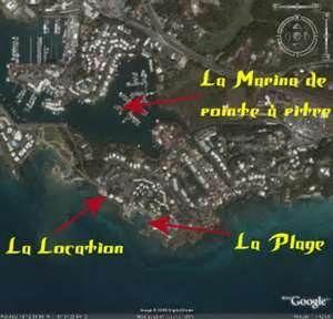 Location Studio 8004 Gosier (Guadeloupe)