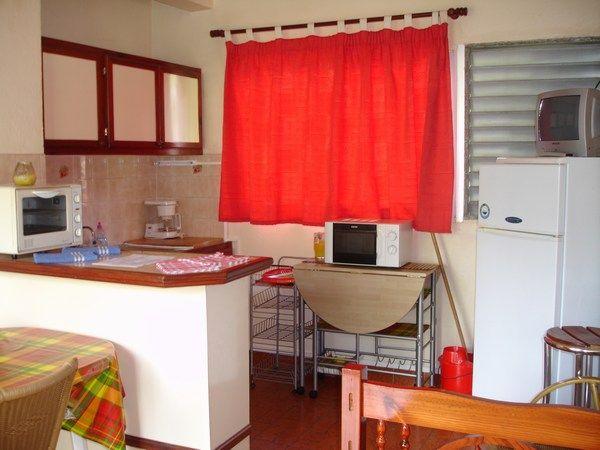 Cuisine américaine Location Bungalow 8029 Sainte Anne (Guadeloupe)