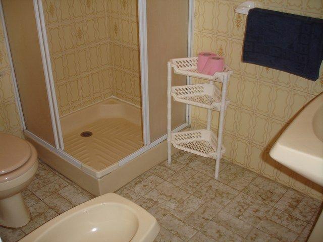 Salle d'eau Location Bungalow 8029 Sainte Anne (Guadeloupe)