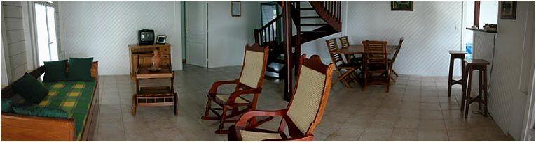Salon Location Villa 8123 Sainte Anne (Martinique)