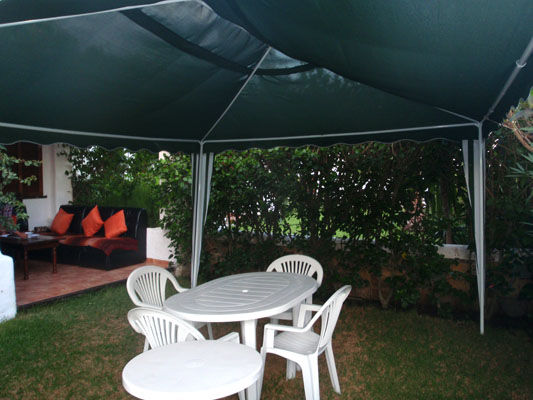 Jardin Location Appartement 9049 Cabo Negro