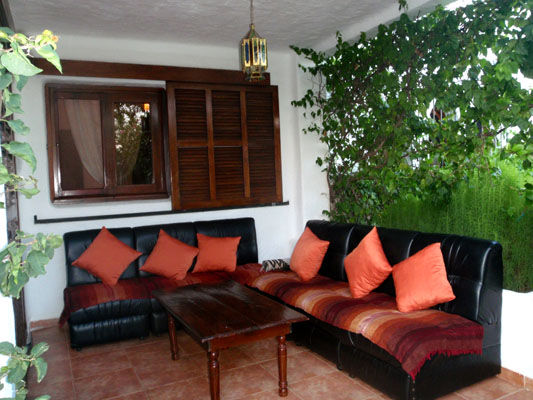Terrasse Location Appartement 9049 Cabo Negro