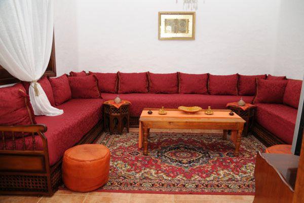 Salon Location Appartement 9049 Cabo Negro