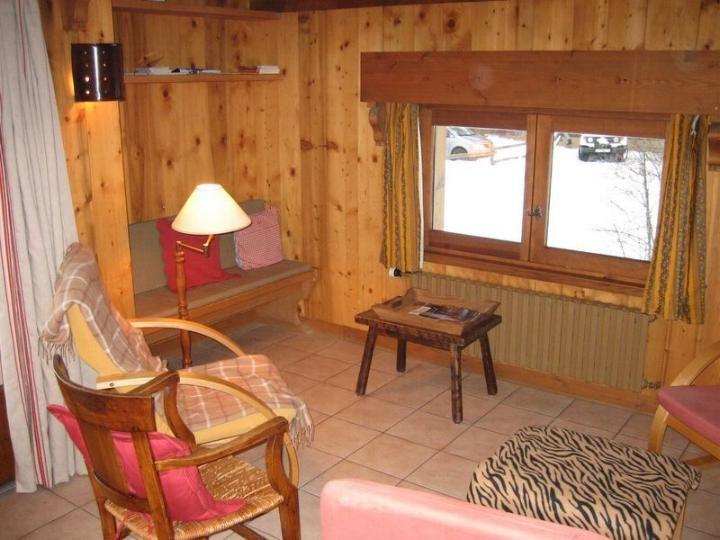 Salon Location Appartement 914 Combloux