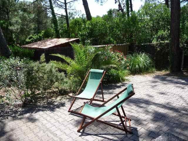Terrasse Location Villa 9371 Cap Ferret