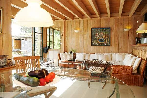 Salon Location Villa 9409 Cap Ferret