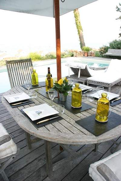 Terrasse 2 Location Villa 9409 Cap Ferret
