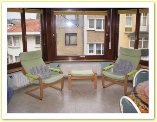 Salon Location Appartement 9556 La Panne