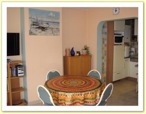 Salle à manger Location Appartement 9556 La Panne