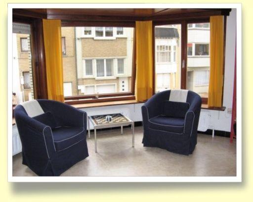 Salon Location Appartement 9558 La Panne