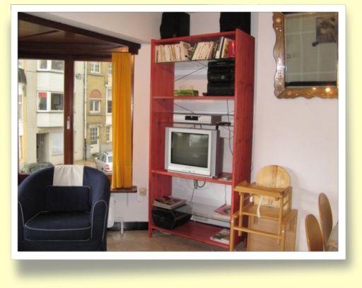 Séjour Location Appartement 9558 La Panne