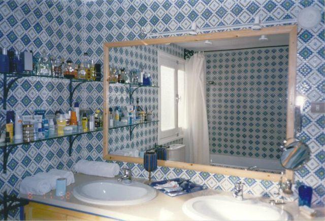 salle de bain Location Villa 9885 Djerba