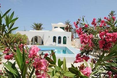 Piscine Location Villa 9885 Djerba