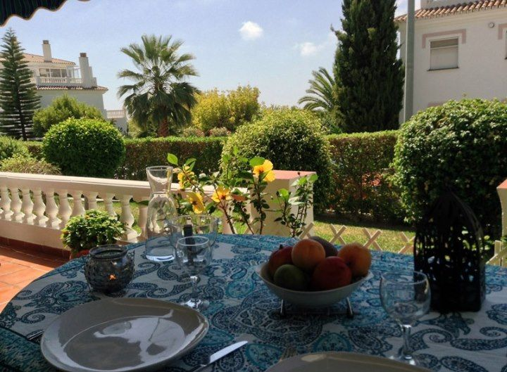 Vue de la terrasse Location Appartement 67674 Torrox