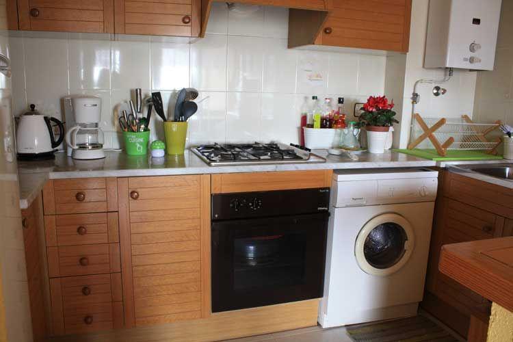Cuisine américaine Location Appartement 75557 Llança