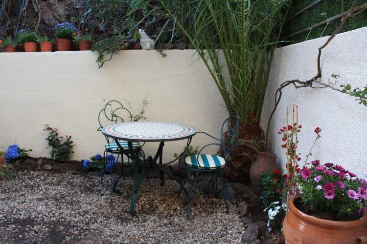 Jardin Location Appartement 75557 Llança