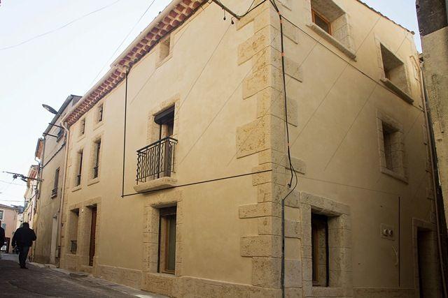 Vue extérieure de la location Location Appartement 98785 Sérignan