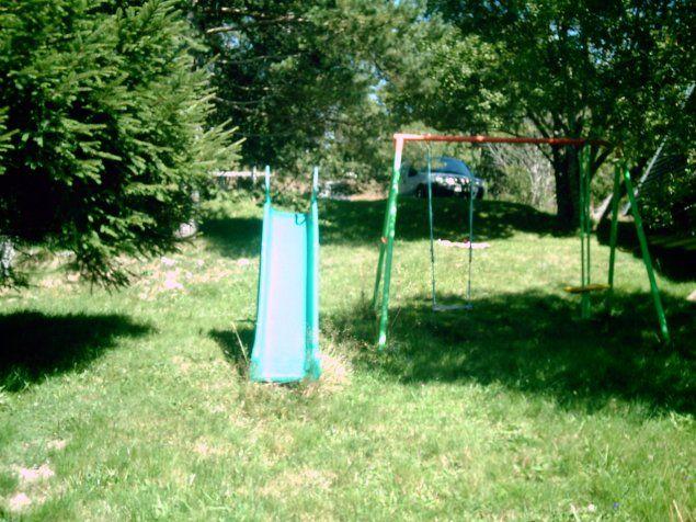 Jardin Location Chalet 67212 Besse - Super Besse