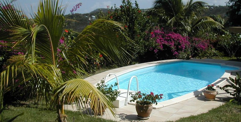 Piscine Location Appartement 80066 Deshaies