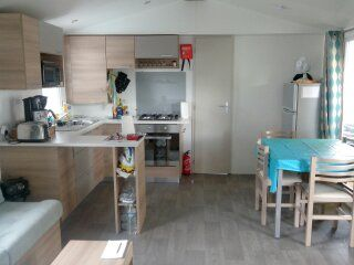Coin cuisine Location Mobil-home 90517 Vias Plage
