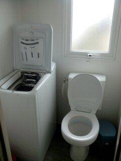 WC séparé Location Mobil-home 90517 Vias Plage