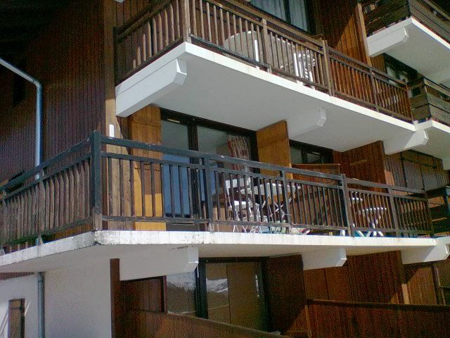 Vue extérieure de la location Location Appartement 65900 Les Saisies