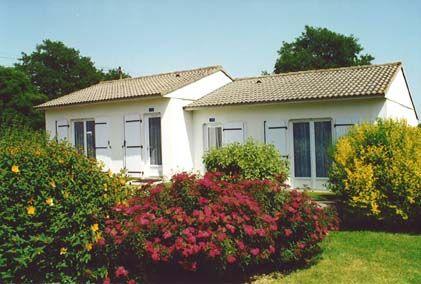 Vue extérieure de la location Location Maison 68208 Saint-Gilles-Croix-de-Vie