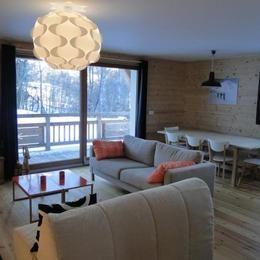 Séjour Location Appartement 76440 Valmorel