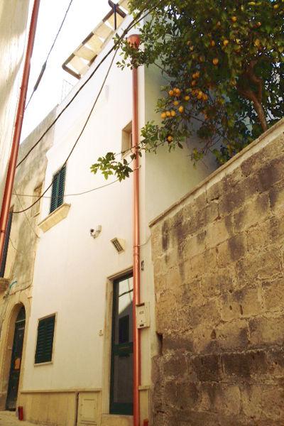 Vue extérieure de la location Location Maison 79444 Otranto