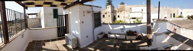 Vue de la terrasse Location Maison 79444 Otranto