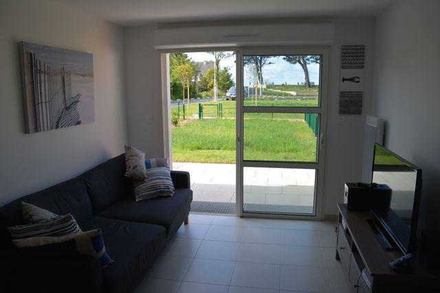 Salon Location Appartement 84937 Sarzeau