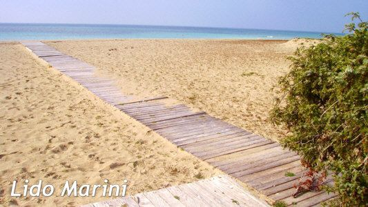 Plage Location Appartement 86166 Pescoluse
