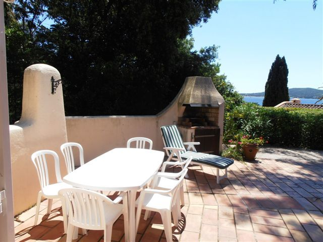 Terrasse Location Maison 93909 Saint Tropez