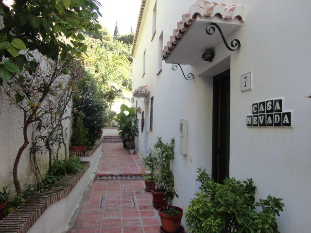 Entrée Location Maison 95953 Frigiliana