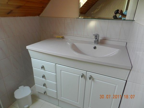 Salle d'eau Location Maison 68016 Port Manech